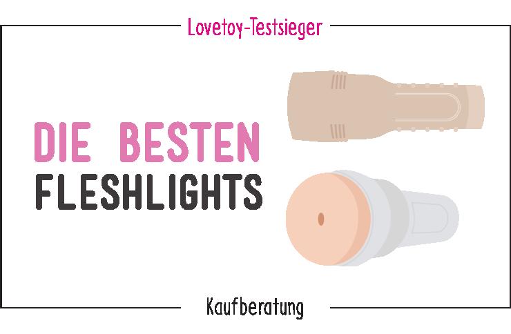 Fleshlight Test & Vergleich
